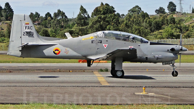 FAC2253 - Embraer AT-27 Tucano - Colombia - Air Force