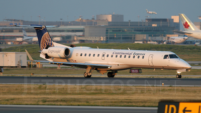 N16170 - Embraer ERJ-145XR - Continental Express (ExpressJet Airlines)