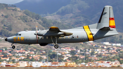 D.2-02 - Fokker F27-200MAR Friendship - Spain - Air Force