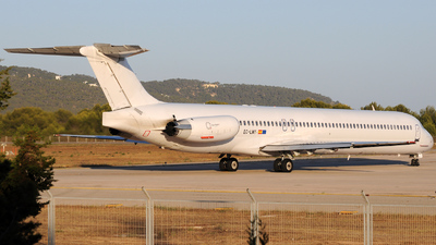 A picture of ECLMY - McDonnell Douglas MD83 -  - © Alexander Portas
