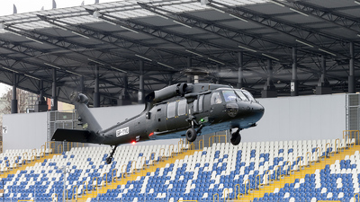 SP-YVD - Sikorsky S-70i Blackhawk - PZL-Mielec