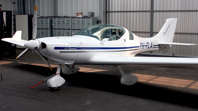 PH-FLA - AeroSpool Dynamic WT9 LSA - Private