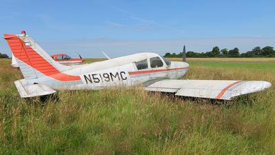 A picture of N519MC - Piper PA28140 - [287325519] - © Daniel Nicholson