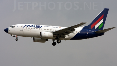 HA-LOP - Boeing 737-7Q8 - Malév Hungarian Airlines