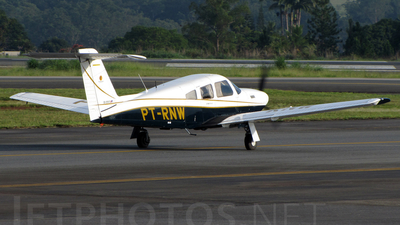 PT-RNW - Embraer EMB-711ST Corisco - Private