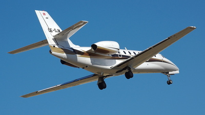 OE-GJM - Cessna 680 Citation Sovereign - JetAlliance
