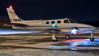 A picture of CGRAS - Cessna 340A - [340A0759] - © Maxime Branchaud
