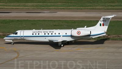 K3602 - Embraer ERJ-135BJ Legacy 600 - India - Air Force