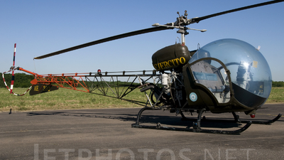 AE-392 - Bell OH-13H Sioux - Argentina - Army