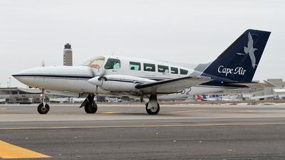 A picture of N68752 - Cessna 402C - Cape Air - © HA-KLS