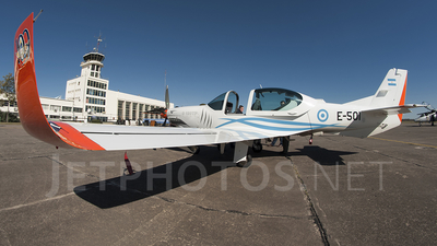 E-501 - Grob G120TP - Argentina - Air Force