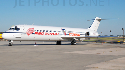 N682RW - McDonnell Douglas DC-9-51 - Olympia Aviation