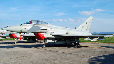 MM7287 - Eurofighter Typhoon EF2000 - Italy - Air Force