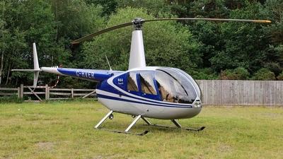 G-HVER - Robinson R44 Raven II - Private