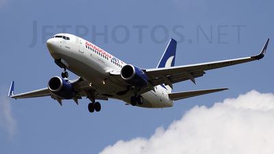 TC-JKL - Boeing 737-76N - AnadoluJet