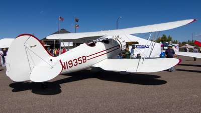 N1935B - Waco YMF-5 - Private