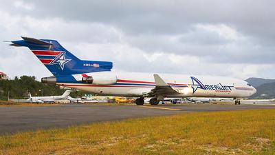 N395AJ - Boeing 727-233(Adv)(F) - Amerijet International