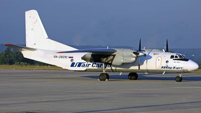 RA-26010 - Antonov An-26B - UTair Cargo
