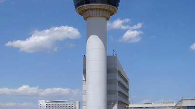 LGAV - Airport - Control Tower