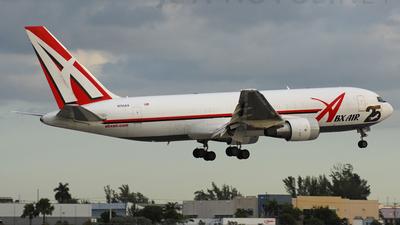 N792AX - Boeing 767-281(SF) - ABX Air