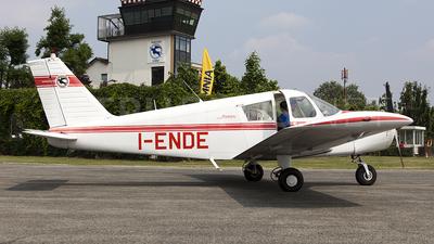 I-ENDE - Piper PA-28-140 Cherokee B - Aero Club - Torino