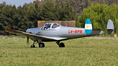 LV-RPR - Erco 415C Ercoupe - Private