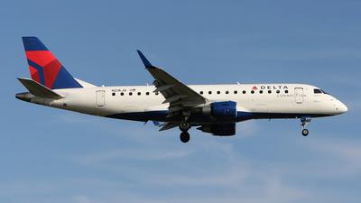 N216JQ - Embraer 170-200LR - Delta Connection (Shuttle America)