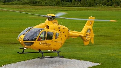 G-NWEM - Eurocopter EC 135T2 - Private