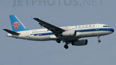 B-2366 - Airbus A320-232 - China Southern Airlines