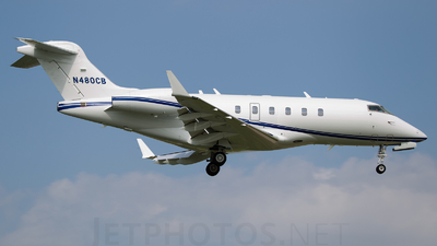 N480CB - Bombardier BD-100-1A10 Challenger 300 - Private