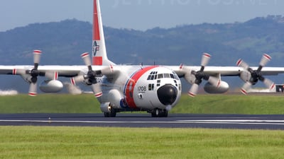 1708 - Lockheed HC-130H Hercules - United States - US Coast Guard (USCG)