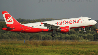 D-ABDY - Airbus A320-214 - Air Berlin
