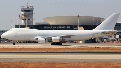 4X-ICO - Boeing 747-230F(SCD) - Cargo Air Lines (CAL)