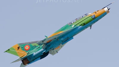 176 - Mikoyan-Gurevich MiG-21UM Lancer B - Poland - Army