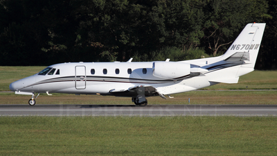 N670MW - Cessna 560XL Citation Excel - Private