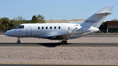 A picture of N298XJ -  - [] - © Justin Lawrence