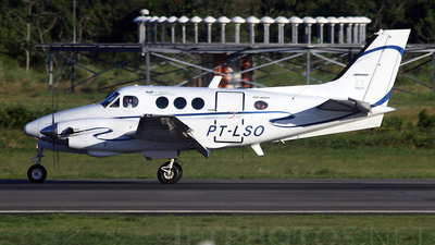 PT-LSO - Beechcraft C90 King Air - Private