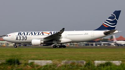 PK-YVI - Airbus A330-202 - Batavia Air