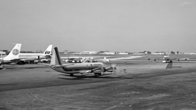 N5534 - Lockheed L-188A Electra - Eastern Air Lines