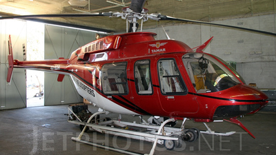 4X-BDR - Bell 407 - Private