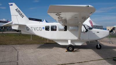 A picture of GTVCO - Gippsland GA8 Airvan - [GA805088] - © Ian Busby
