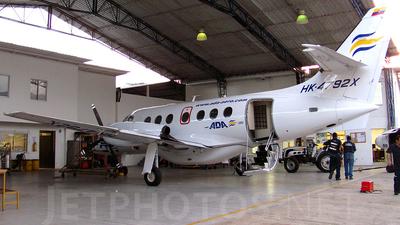 HK-4792-X - British Aerospace Jetstream 32 - ADA Aerolínea de Antioquía