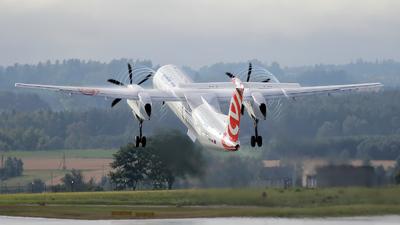 SP-EQB - Bombardier Dash 8-Q402 - EuroLOT
