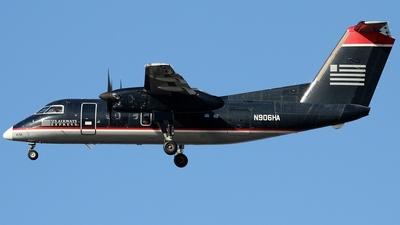 A picture of N906HA - De Havilland Canada Dash 8100 - [009] - © Kaz T