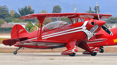 N161TC - Aviat S-2B Pitts Special - Private