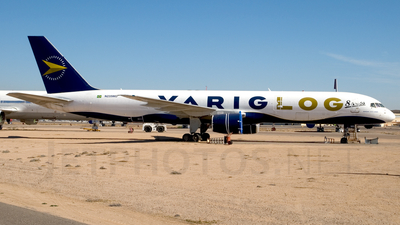 N235WD - Boeing 757-28A(SF) - Varig Log