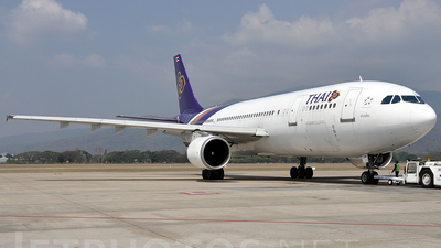 HS-TAM - Airbus A300B4-622R - Thai Airways International