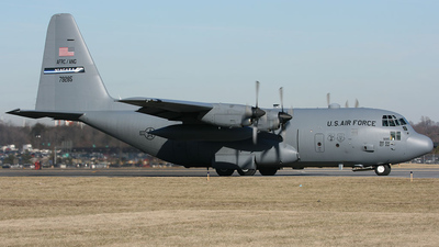 87-9285 - Lockheed C-130H Hercules - United States - US Air Force (USAF)