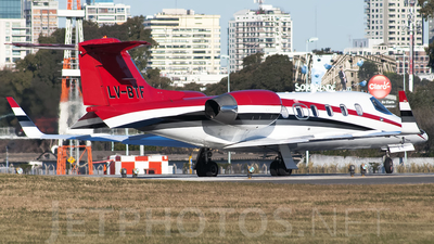 LV-BTF - Bombardier Learjet 31A - Private