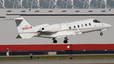 A picture of N384JW - Learjet 60 - Delta Private Jets - © Jeremy D. Dando
